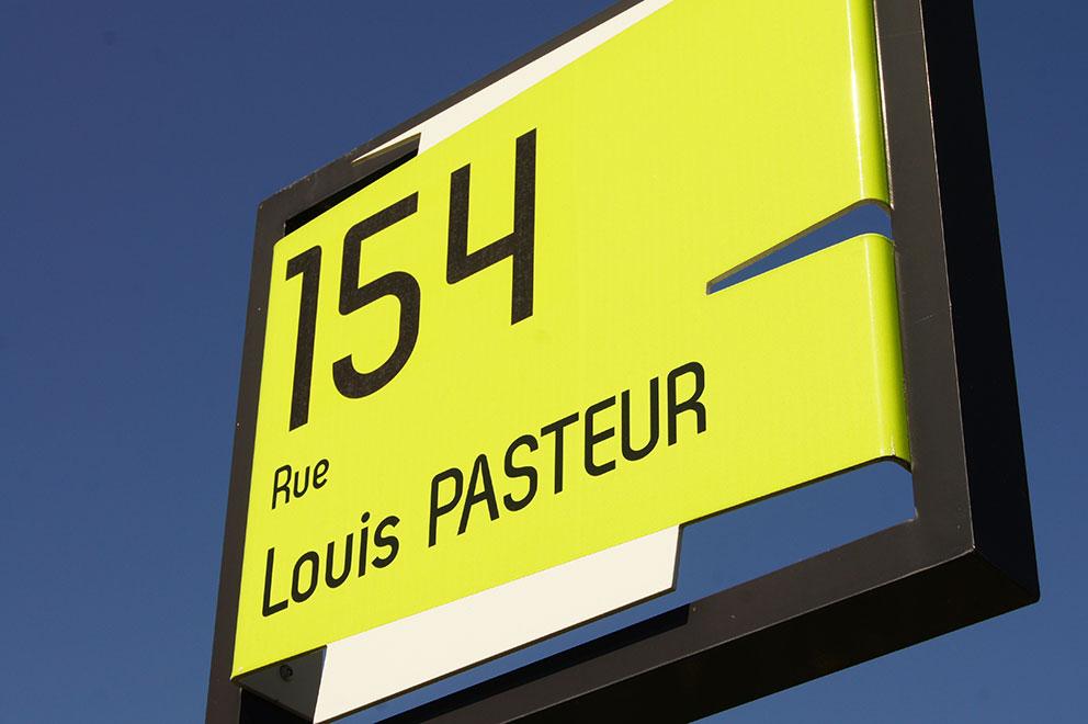 154 Avenue Louis Pasteur