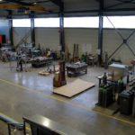 atelier de soudure TIG Stefanovic