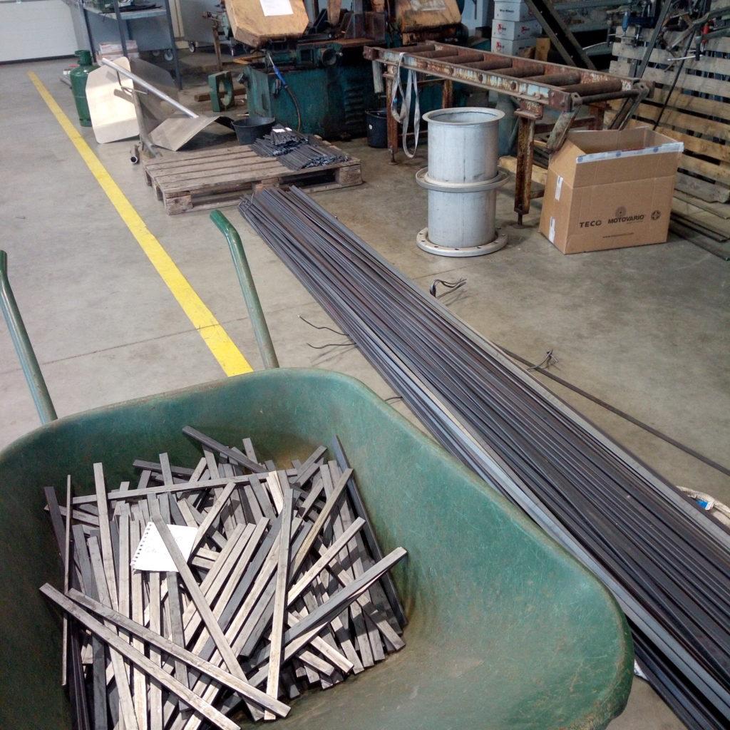 Procédé de fabrication des grils à raclette