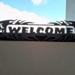 Welcome découpe jet d'eau
