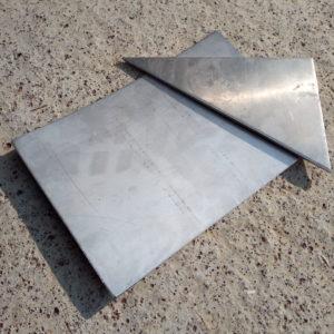 Inox ou aluminium