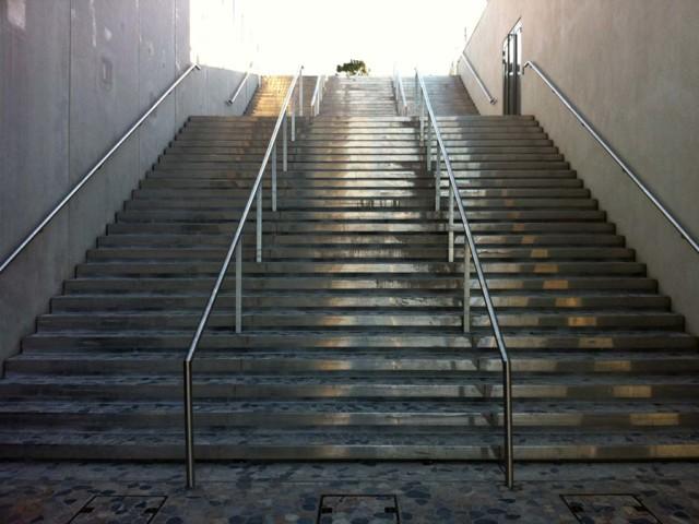 Escalier Montpellier