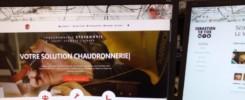 Lancement site chaudronnerie Stefanovic