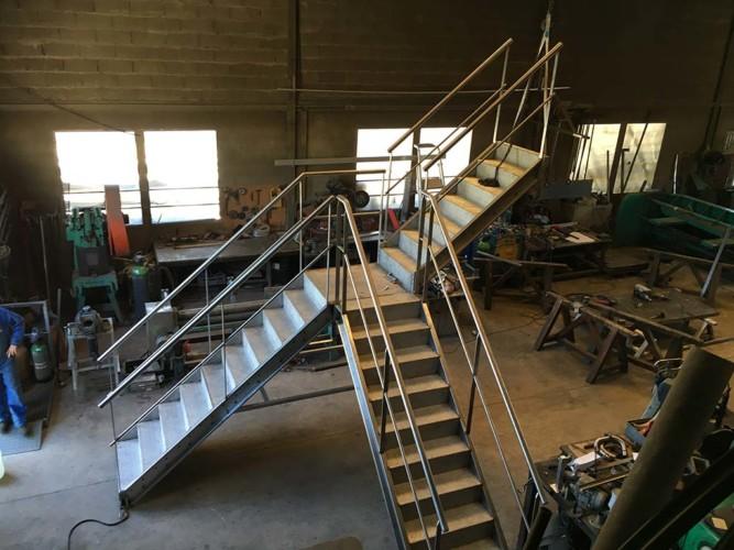 Escalier et garde-corps Stefanovic